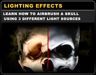 Skull Light Sources